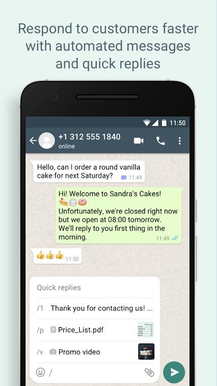 WhatsApp for Small Business 1612528120 - Guida per utilizzare Whatsapp Business 2021