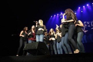 FSU's Acabelles Sing at The Glenridge Performing Arts Center August 20, 2014