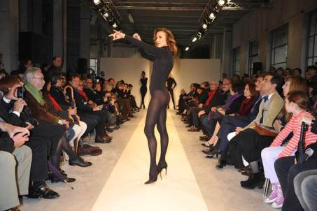Olivier Saillards Models never talk