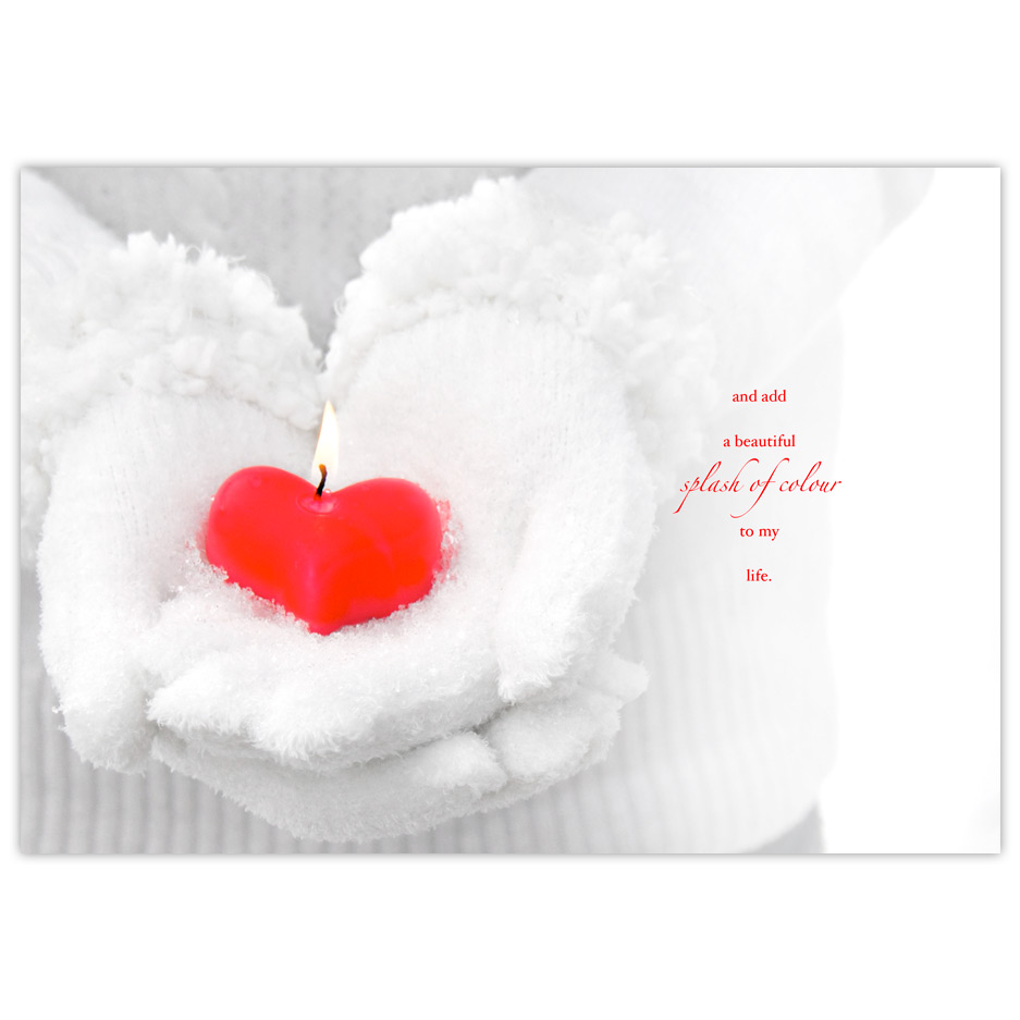 You Warm My Heart DnaBna Cards