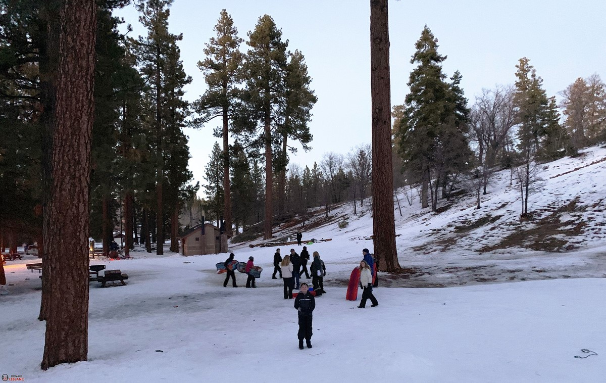 Big Bear Adventure – January 2019