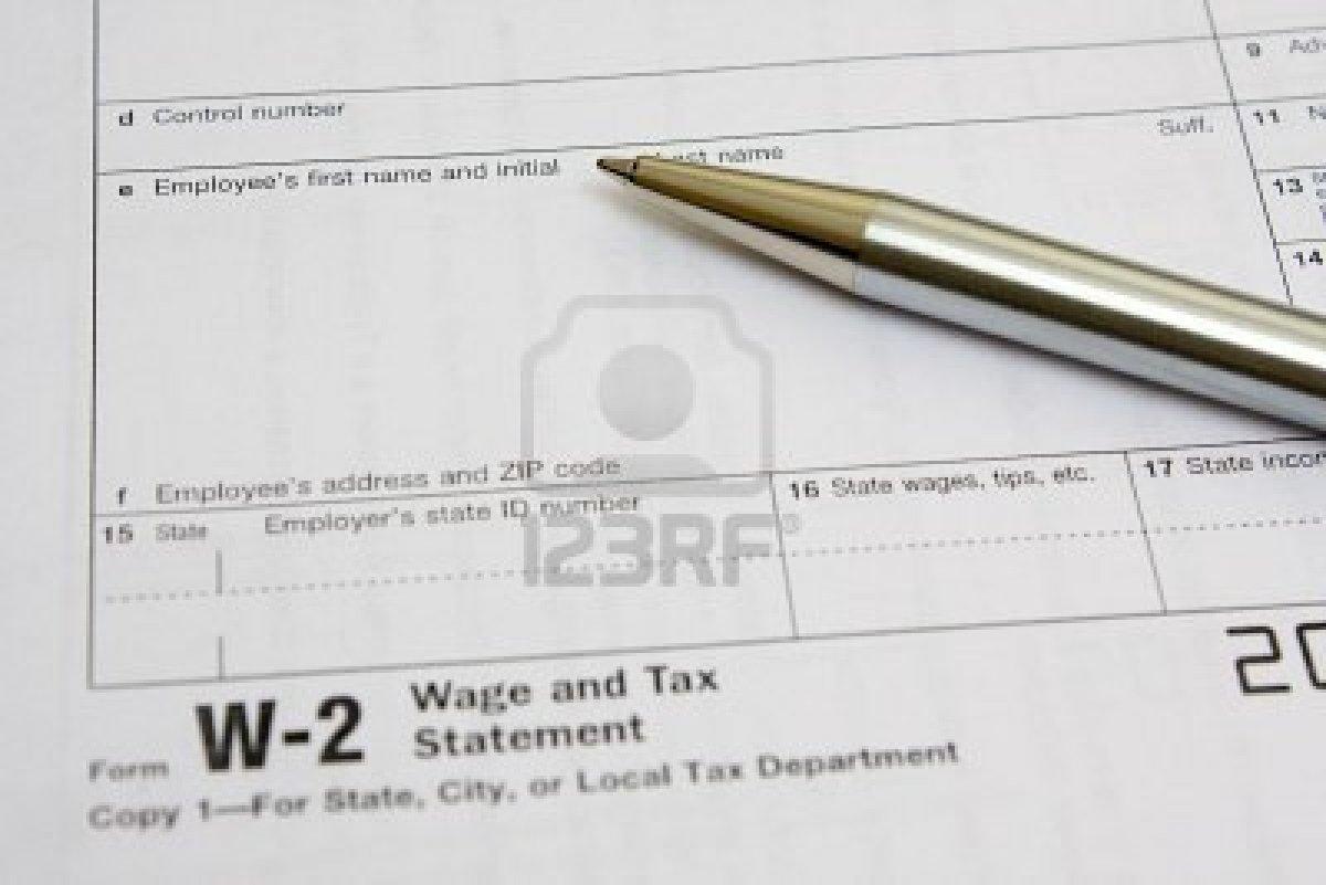 W2 Form W2 Form Tax W2 Form