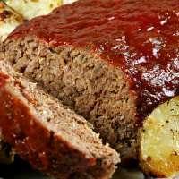 Bolo de Carne Moída Simples