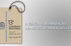 SBAN - Ciência da Alimentação e Nutrição: Inovações e Desafios