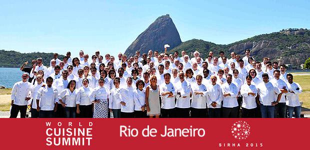 SIRHA a Copa do Mundo da Gastronomia e Hotelaria no Rio de Janeiro