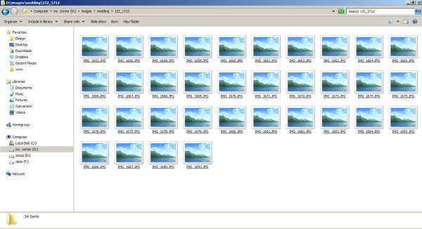 Resolve problem: Windows 7 cannot display thumbnail image ...