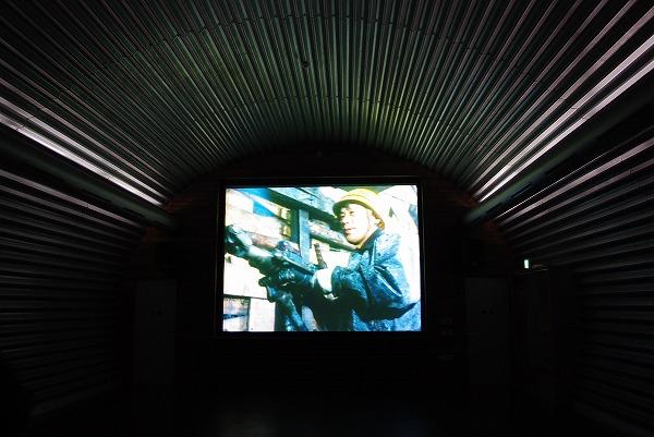 青函トンネル映像