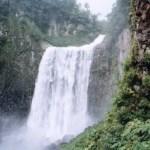 賀老の滝:島牧村