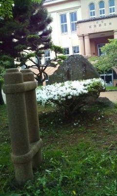 旧函館図書館前