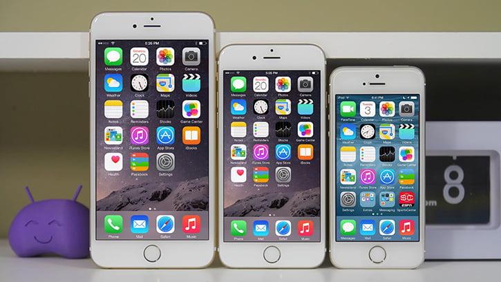 Iphone 6 E >> Iphone 5s Ten Iphone 6s E Gecenler Sokta Donanim Gunlugu