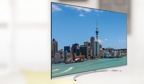 Vestel 65 inch OLED UHD TV ve 65 inch UHD Borderless TV - #CES2018