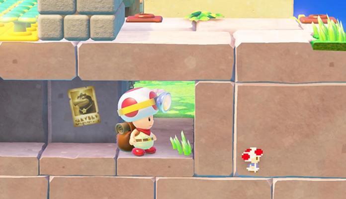 Pixel Toad