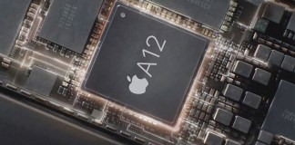 Apple A12 Bionic çip