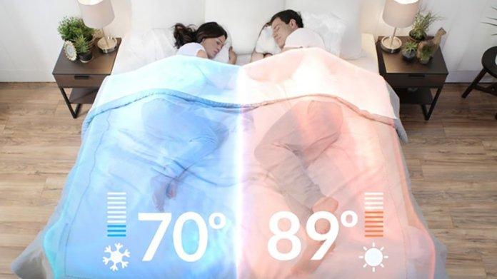 Akıllı battaniye BedJet 3