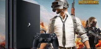 PlayStation 4 için PUBG