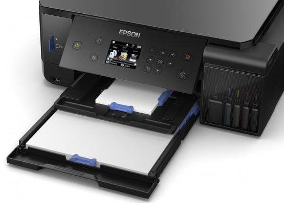 Epson EcoTank L7160 3'ü 1 arada EcoTank yazıcı incelemesi