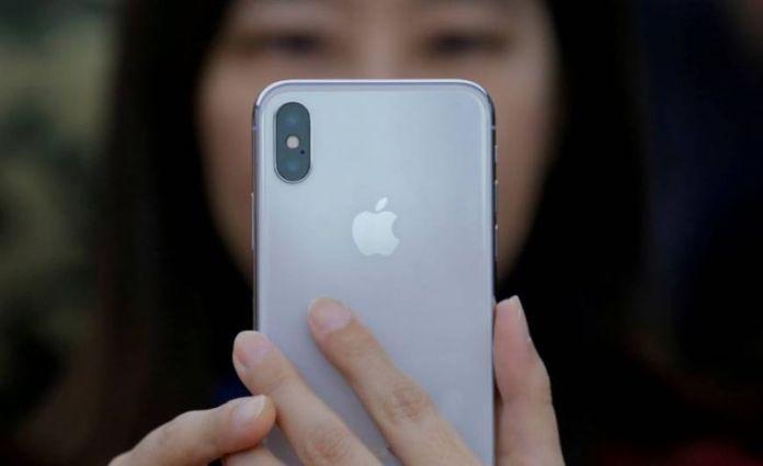 iPhone X hacklendi