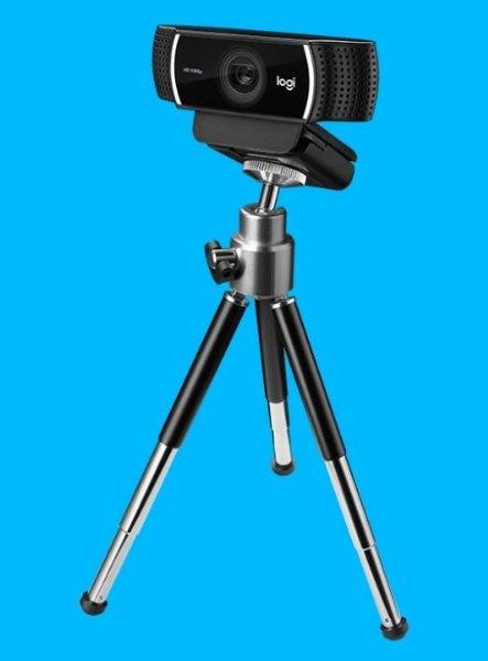 Logitech C922 Pro HD Stream Webcam inceleme