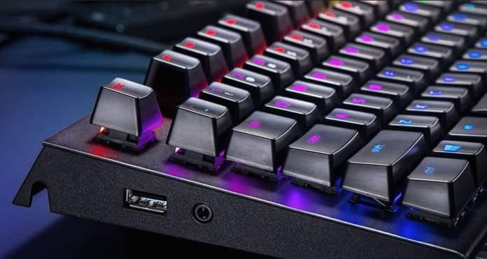 Razer Blackwidow Elite mekanik oyuncu klavyesi inceleme
