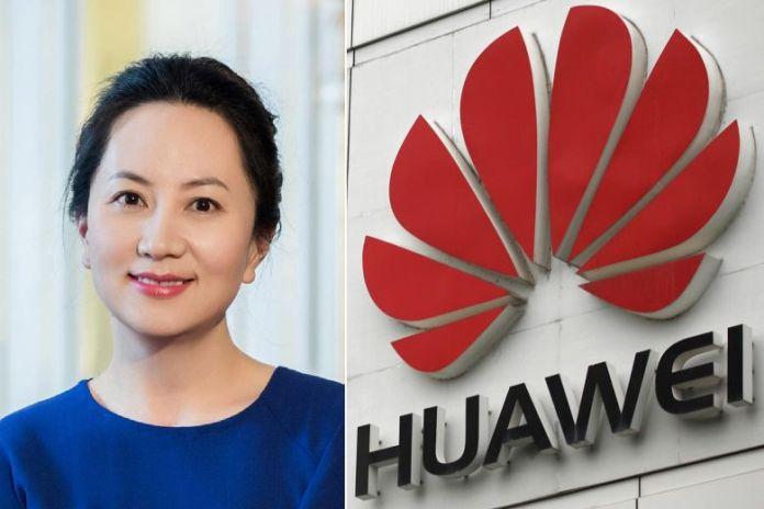 Huawei CFO
