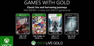 Xbox Live Gold Şubat oyunları