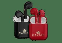 Caviar AirPods