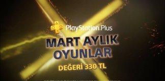 Ücretsiz PS Plus oyunları