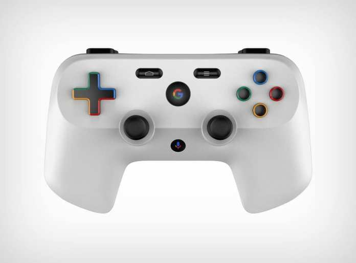 Google oyun konsolu