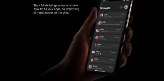 iOS 13 konsepti