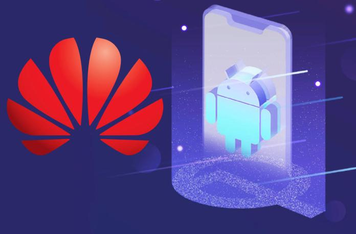 Huawei Android Q Beta