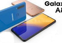 Galaxy A8s için Android Pie