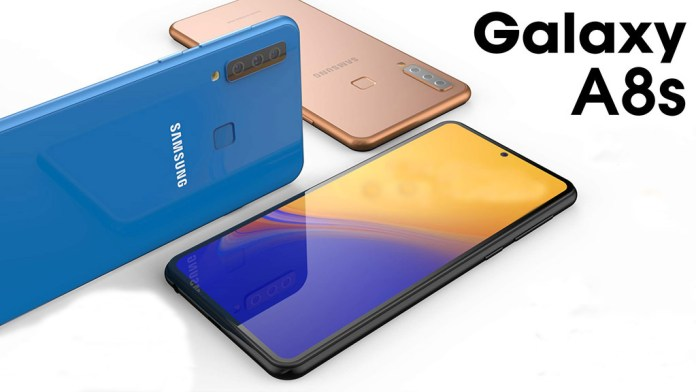 Galaxy A8s için Android Pie