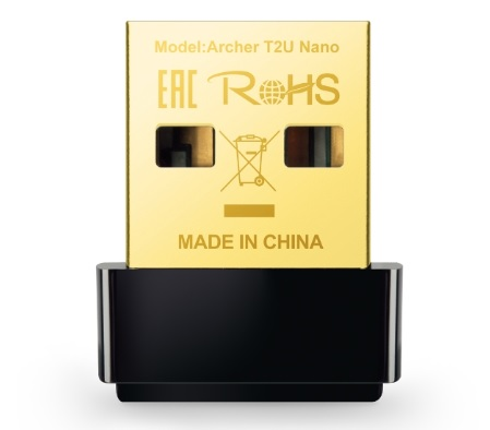 TP-Link Archer T2U Nano. Tırnağınız kadar ufak Wi-Fi adaptörü