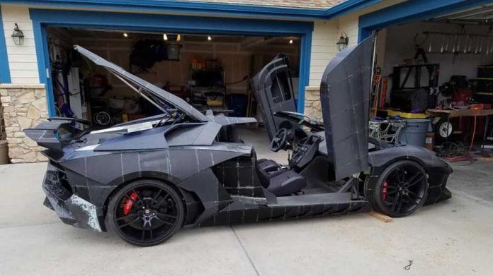 Lamborghini Avantedor