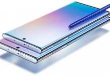 Galaxy Note 10 özellikleri