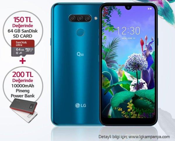 LG Q60 inceleme. Bu fiyatla LG'nin işi zor, güçlü rakipler var!