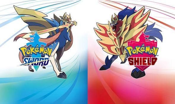 pokemon sword & shield