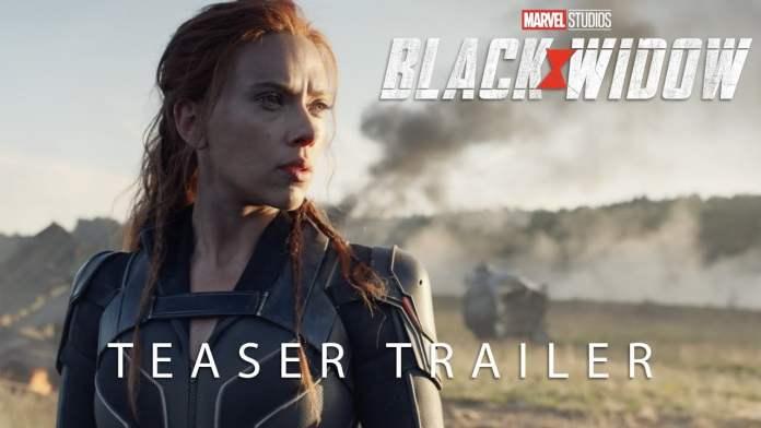 Black Widow fragmanı