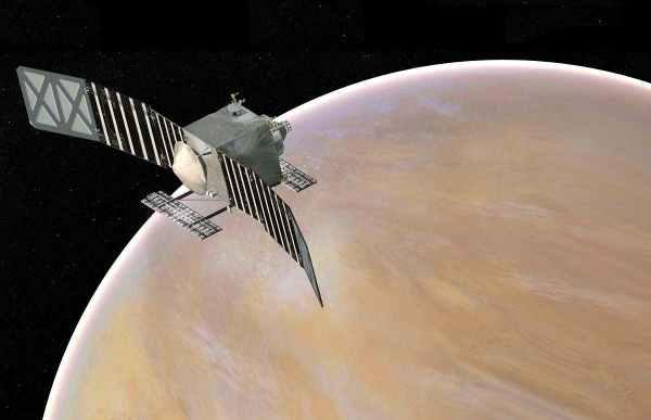 Deep Atmosphere Venus