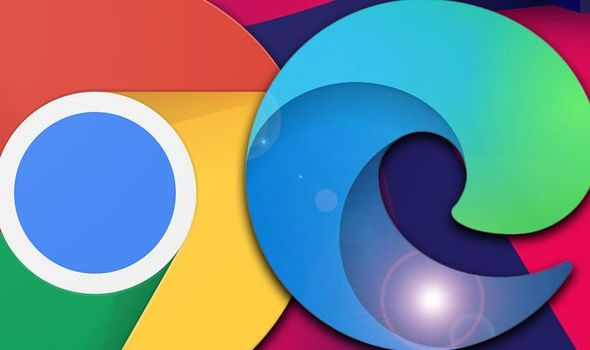 Google Chrome ve, Microsoft Edge