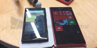 Lumia 1520 Dev gibi