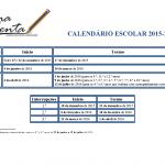 M.INF.01.03 Calendário escolar
