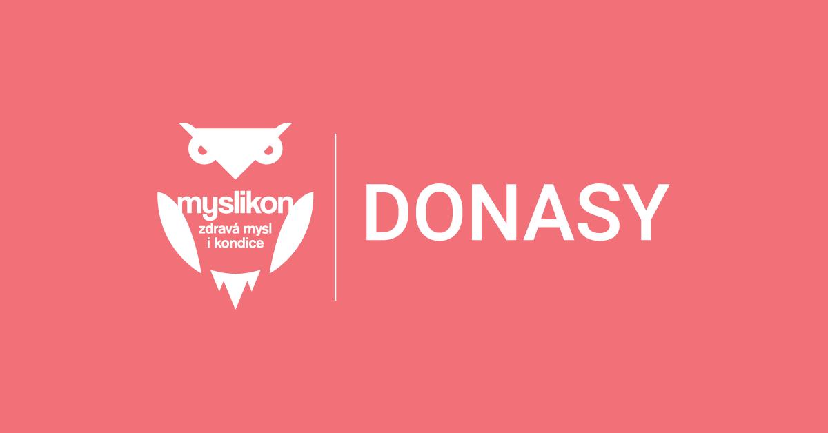 Změna loga pro vzdělávací programy DONASY