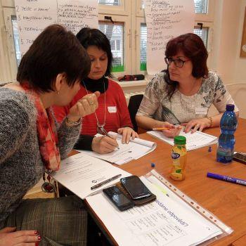 Kurz pro vedoucí pracovníky sociálních služeb