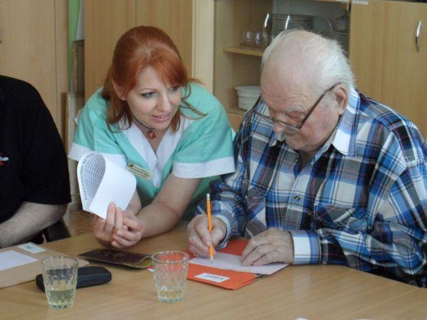 Univerzita třetího věku v regionech – Domov pro seniory Božice