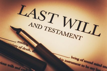 last will and divorce