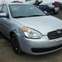 Donated 2010 HYUNDAI ACCENT GLS 1.6L