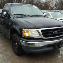 Discounted 2001 FORD F150 4.6L