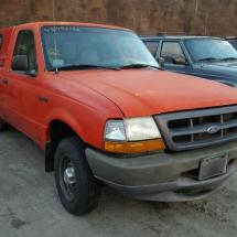 Discounted 1999 FORD RANGER 2.5L
