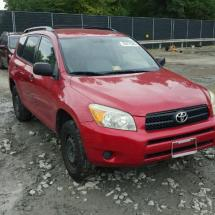 Discounted 2006 TOYOTA RAV4 2.4L
